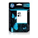 HP CARTUCHO NEGRO 51645A 833PGS #45