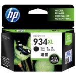 HP CARTUCHO NEGRO 934XL 1000PGS C2P23AL