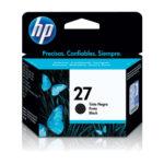 HP CARTUCHO NEGRO C8727AL 220PGS #27