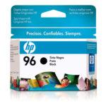 HP CARTUCHO NEGRO C8767WL 800PGS #96