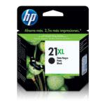 HP CARTUCHO NEGRO C9351CL 450PGS #21XL