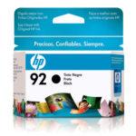 HP CARTUCHO NEGRO C9362WL 210PGS #92