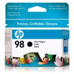 HP CARTUCHO NEGRO C9364WL 400PGS #98