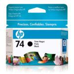 HP CARTUCHO NEGRO CB335WL 200PGS #74