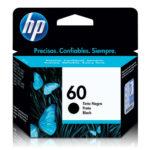 HP CARTUCHO NEGRO CC640WL 200PGS #60
