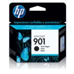 HP CARTUCHO NEGRO CC653AL 200PGS #901