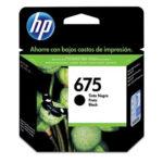 HP CARTUCHO NEGRO CN690AL 600PGS #675