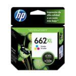 HP CARTUCHO TRICOLOR CZ106AL 300PGS PARA 2515-2516-3515-3516 #662XL