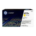 HP TONER AMARILLO CF322A #653A 16,500PGS