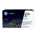 HP TONER CYAN CF321A #653A 16,500PGS