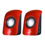GENIUS PARLANTES 1.5 WATTS SP-U115 USB RED 31731006101