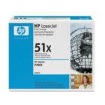 HP TONER NEGRO Q7551X 13,000PGS #51X