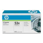 HP TONER NEGRO Q7553X 7,000PGS #53X