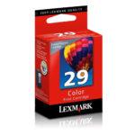 LEXMARK CARTUCHO DE TINTA COLOR 18C1429 150 PGS #29