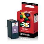 LEXMARK CARTUCHO DE TINTA COLOR 475 PGS 18C0035 #35