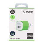 BELKIN ADAPTADOR DE CORRIENTE MIXIT,GREEN / F8J017ttGRN