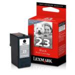 LEXMARK CARTUCHO DE TINTA NEGRO MODERADO 215 PGS 18C1523 #23