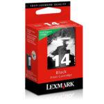 LEXMARK CARTUCHO DE TINTA NEGRO MODERADO 215 PGS 18C2090 #14