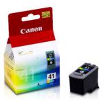CANON CARTUCHO COLOR CL41 PARA PIXMA iP1200,1600,1800,2500, MP150,160,170,180,450 312 PAG