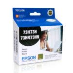 EPSON CARTUCHO DE TINTA NEGRO STYLUS C110 T072126 contiene 2 T073120H