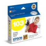 EPSON CARTUCHO DE TINTA STYLUS OFFICE T40W/TX600FW AMARILLO T103420