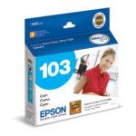 EPSON CARTUCHO DE TINTA STYLUS OFFICE T40W/TX600FW CYAN T103220