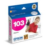 EPSON CARTUCHO DE TINTA STYLUS OFFICE T40W/TX600FW MAGENTA T103320