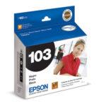 EPSON CARTUCHO DE TINTA STYLUS OFFICE T40W/TX600FW NEGRO T103120