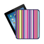 MERKURY FUNDA PARA iPAD HIP HOP STRIPES MB-IP3HP