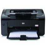 HP IMPRESORA LASERJET PRO MONO P1102W CE658A