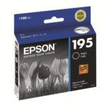 EPSON CARTUCHO NEGRO T195120-AL PARA XP 101/201/211