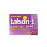 Tabcin efervescente gripe y tos
