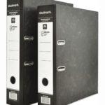 Archivador OFICIO de palanca – 8cm – cartón – 75mm – Studmark ST-01210