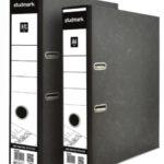 Archivador OFICIO de palanca – 8cm – cartón- 75mm – Studmark ST-01230