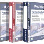 Folder A4 con funda transparente 100 fundas Studmark ST-00122