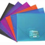 Folder OFICIO con bandas elásticas Studmark ST-00325