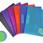 Folder A4 con clip de presión Studmark ST-00013