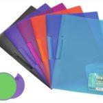 Folder A4 con clip giratorio Studmark ST-00015