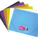 Folder A4 con bandas elásticas Studmark ST-00269