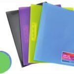 Folder A4 con clip de presión Studmark ST-00275