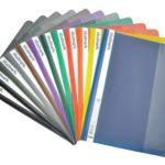 Folder A4 con gancho 8cm 50 Hjs Studmark ST-00050