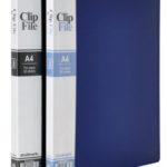Folder OFICIO con 2 clips de presión Studmark ST-01509