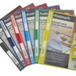 Folder A4 con clips de sujeción Studmark ST-00123