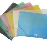 Folder A4 con bandas elásticas Studmark ST-01561