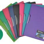 Folder CARTA con clip giratorio Studmark ST-00365