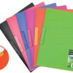 Folder OFICIO con clip giratorio Studmark ST-00406
