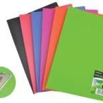 Folder A4+ con clip de presión Studmark ST-00407