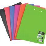Folder A4+ con 2 clips de presión Studmark ST-00409
