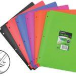 Folder CARTA 2 bolsillos 3 huecos Studmark ST-00411