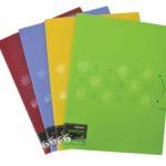 Folder OFICIO con clip de presión – bolsillo – Studmark ST-CF-624